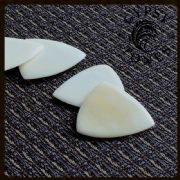 Gypsy Tones - Bone - 1 Guitar Pick | Timber Tones